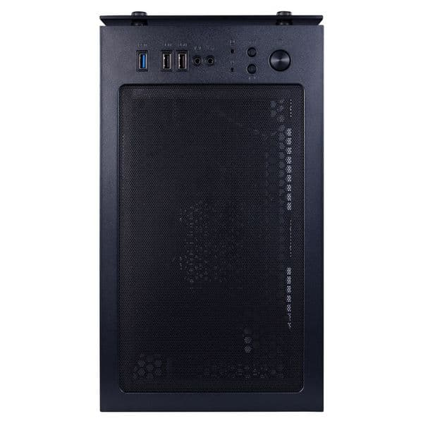1St Player Fire Dancing V2-A Mid Tower Case 3 x Fans